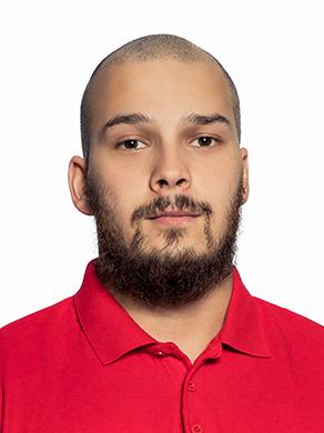 Андрей АРТЕМЕНКО, инструктор тренажерного зала
