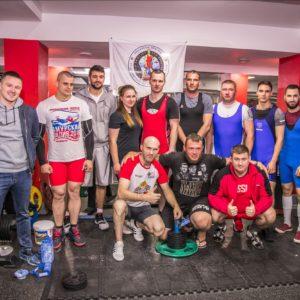 Открытый Чемпионат города Владивостока по армлифтингу WAA
