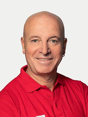 Сергей ЛАПИР, инструктор групповых программ, преподаватель йоги